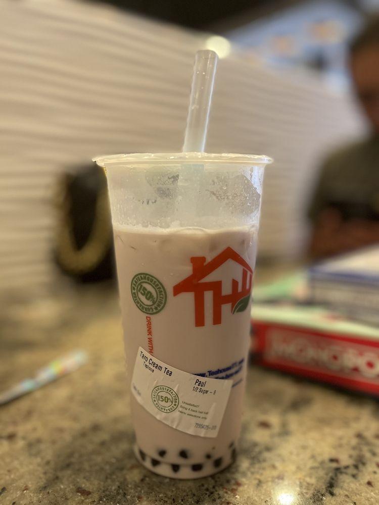 Social Spots from The Teahouse Tapioca & Tea