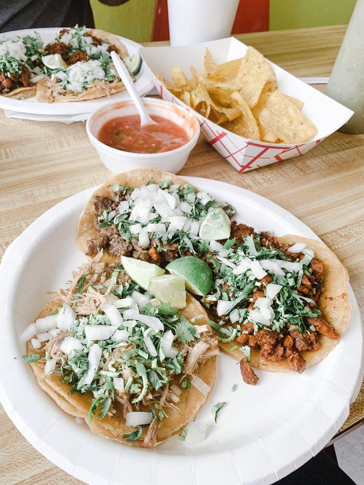 Taco & Burrito Place