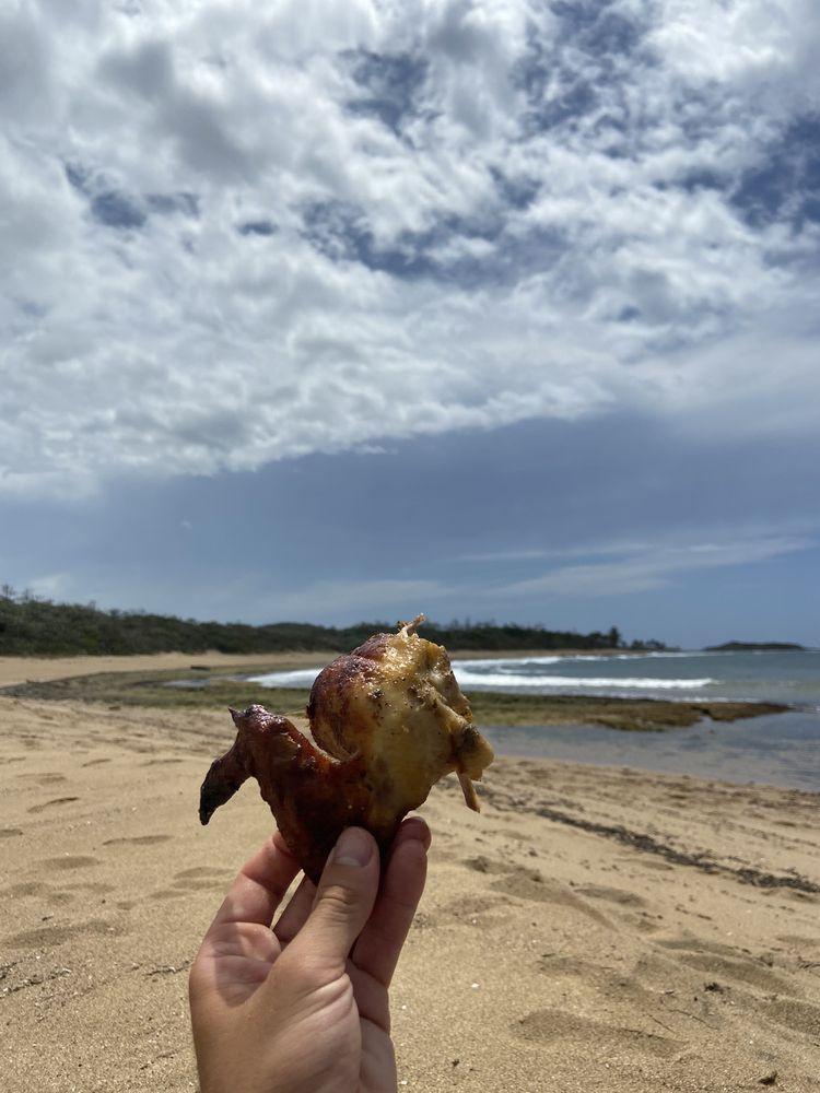 Pollo Costero: Puerto Rico 685 S/N, Manatí, PR