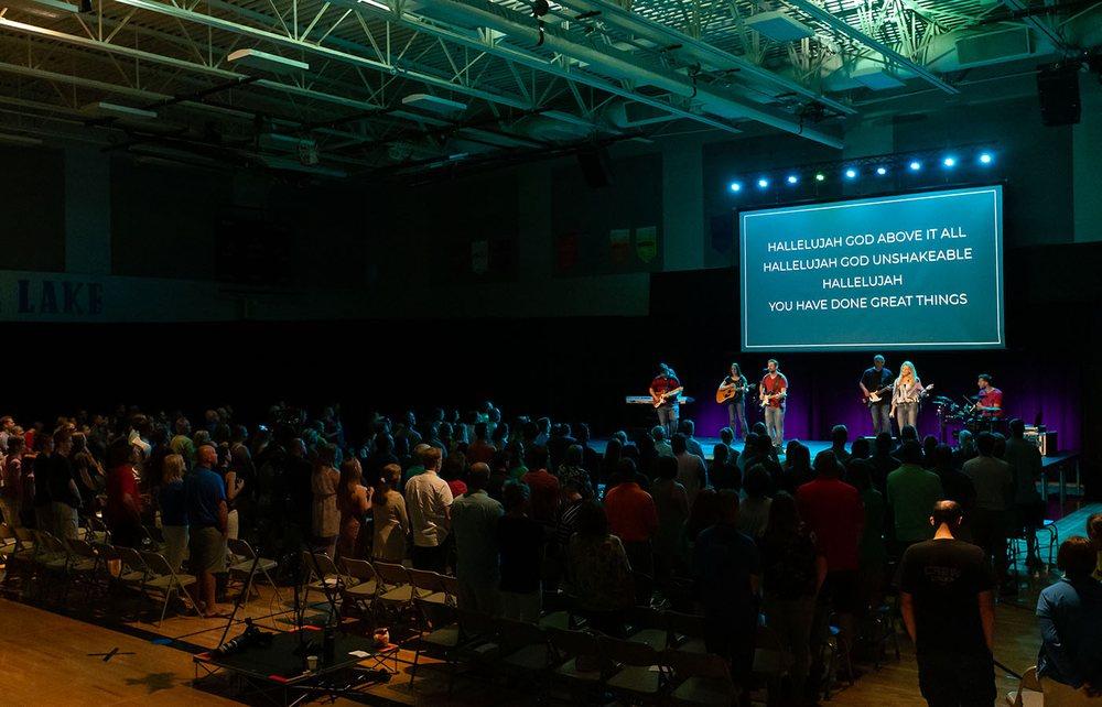Hope Church: 555 Oconomowoc Pkwy, Oconomowoc, WI
