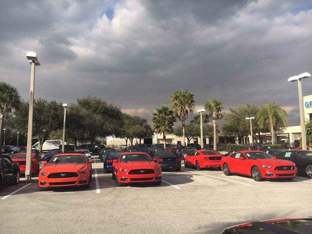 Photo Of Greenway Dodge Chrysler Jeep Ram Orlando   Orlando, FL, United  States