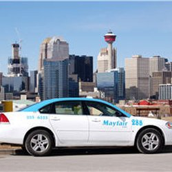 how to get a taxi in calgary