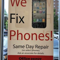 Photo Of Office Depot   Nashville, TN, United States. We Can Fix Your