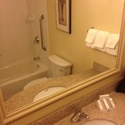 Frig, Photo Of Hilton Garden Inn Reno   Reno, NV, United States. Standard  Bath