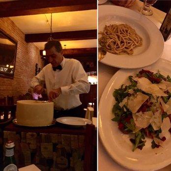 Pecorino Restaurant Los Angeles Ca
