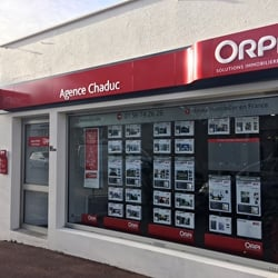 Orpi agence chaduc estate agents 16 bis avenue for Agence val de marne