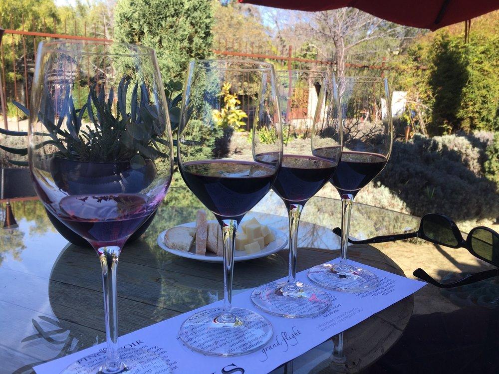 Georis Winery: 1 Pilot Rd, Carmel Valley, CA