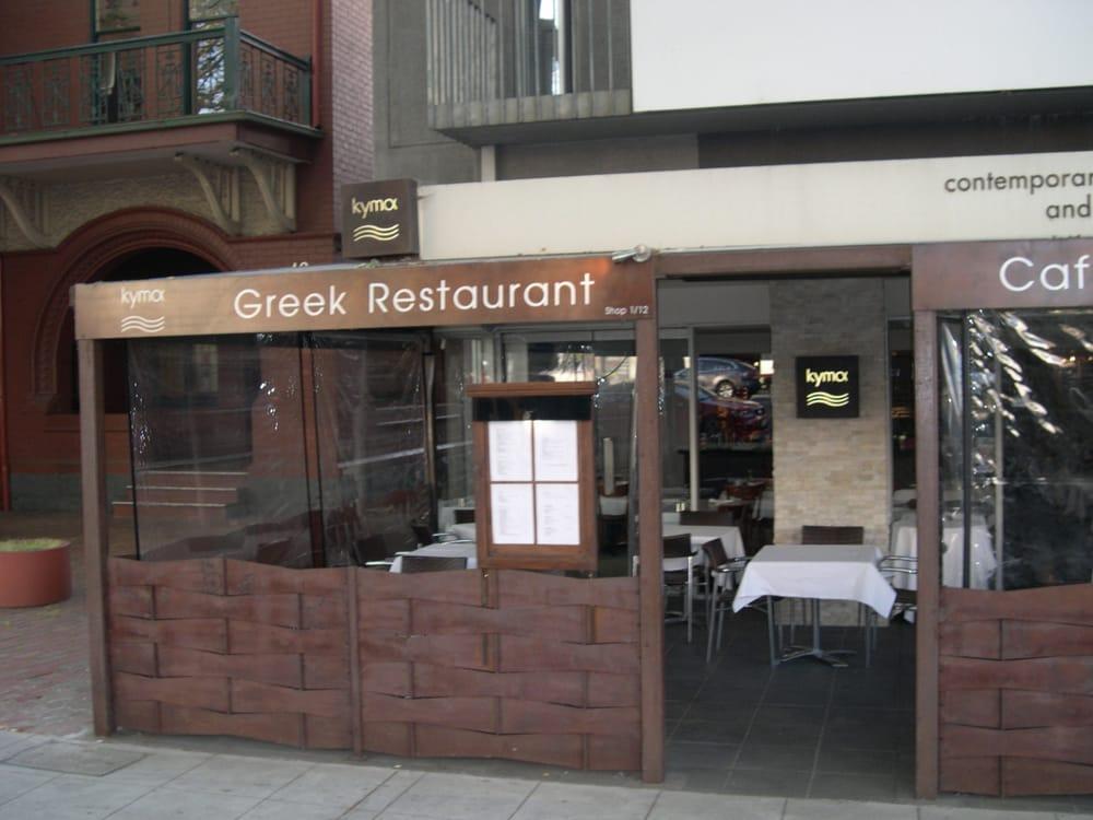 Greek Restaurant Near Fitzroy