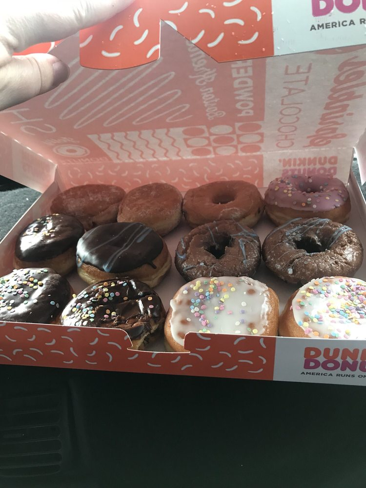 Food from Dunkin'