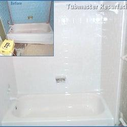 Tub Master Resurfacing Contractors Hemlock Ridge Rd - Ceramic tile refinishing products