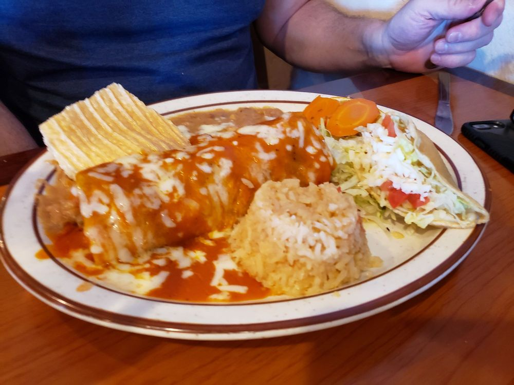 La Fonda Mexican Restaurant: 461 N Moapa Valley, Overton, NV