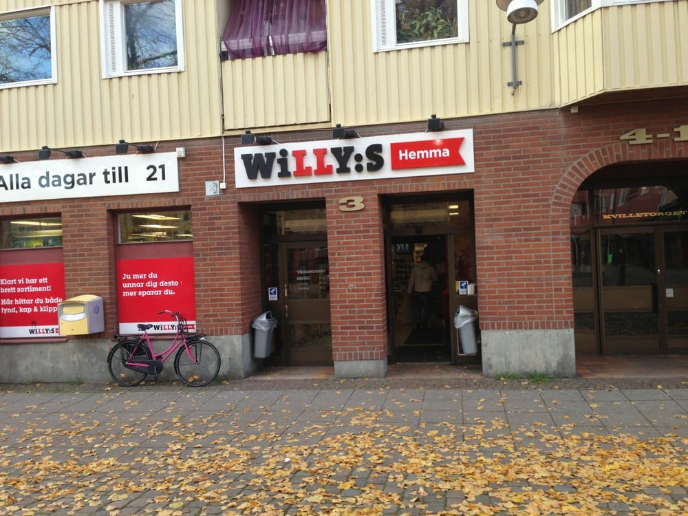 Willys Hemma