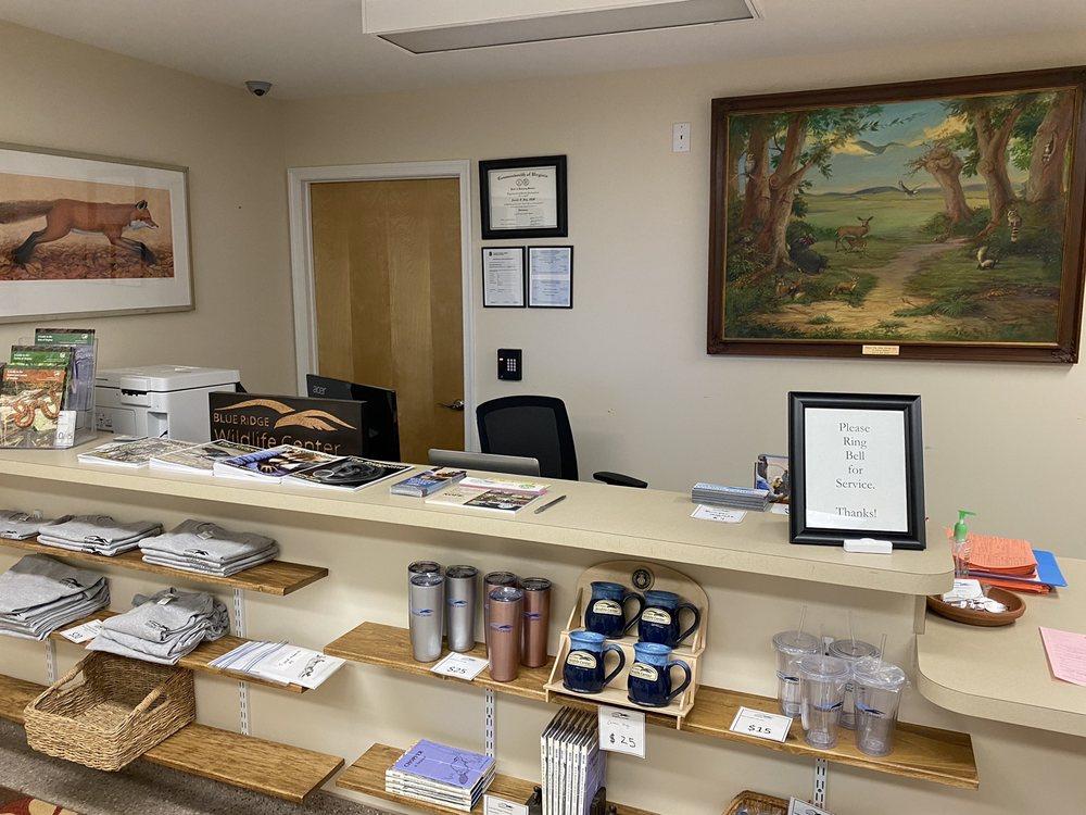 Blue Ridge Wildlife Center: 106 Island Farm Lane, Boyce, VA