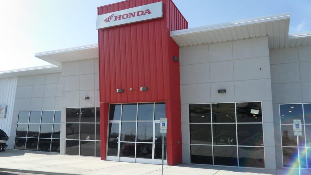 montana honda & marine - motorcycle dealers - 2124 goodman rd