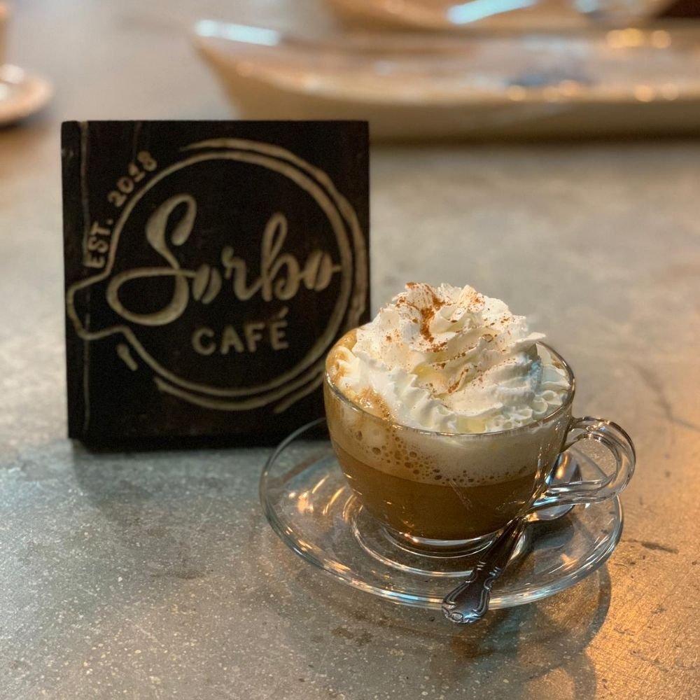 Sorbo Café: Calle 54 SE 1229, San Juan, PR