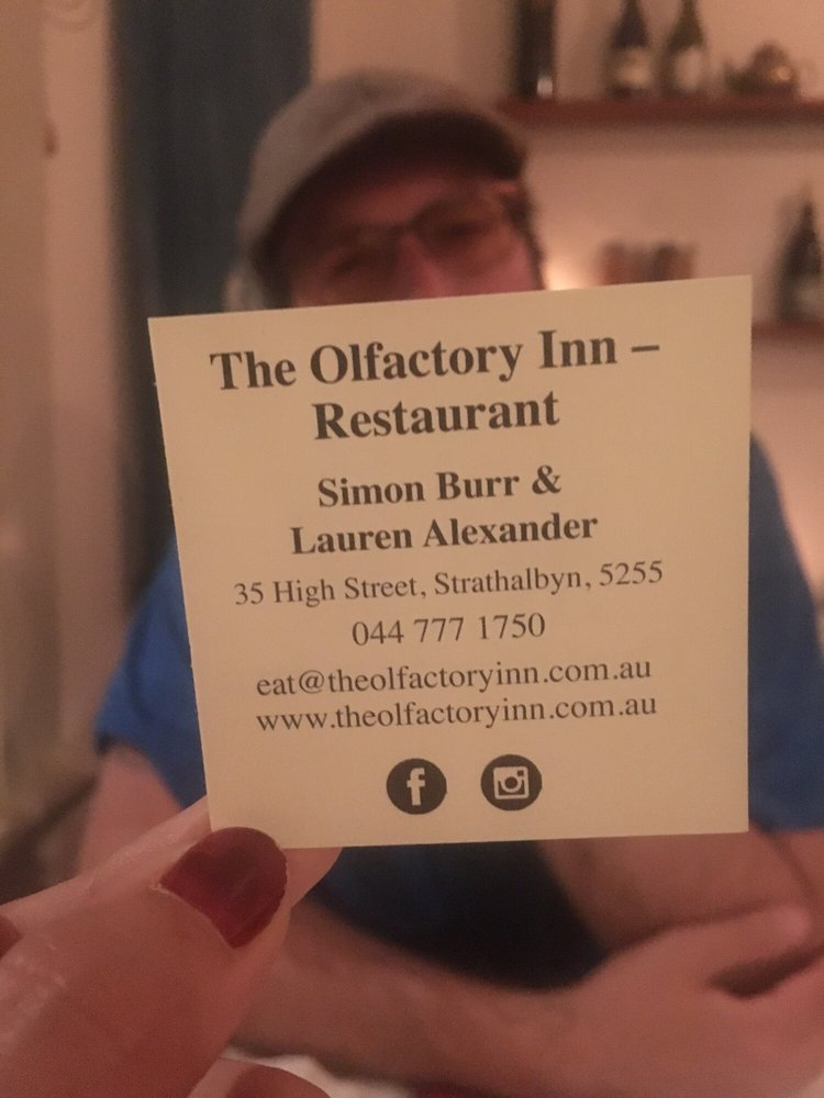 The Olfactory Inn
