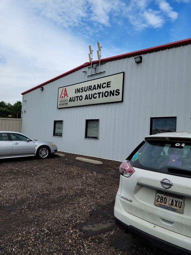 IAA - Insurance Auto Auctions: 4836 McGee Rd, Greenwood, LA