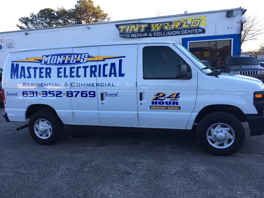 Monte's Master Electrical: 65 S Coleman Rd, Centereach, NY
