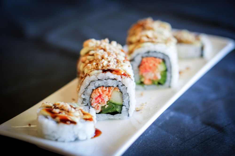 Sushi Boss: 3349 E 86th St, Indianapolis, IN