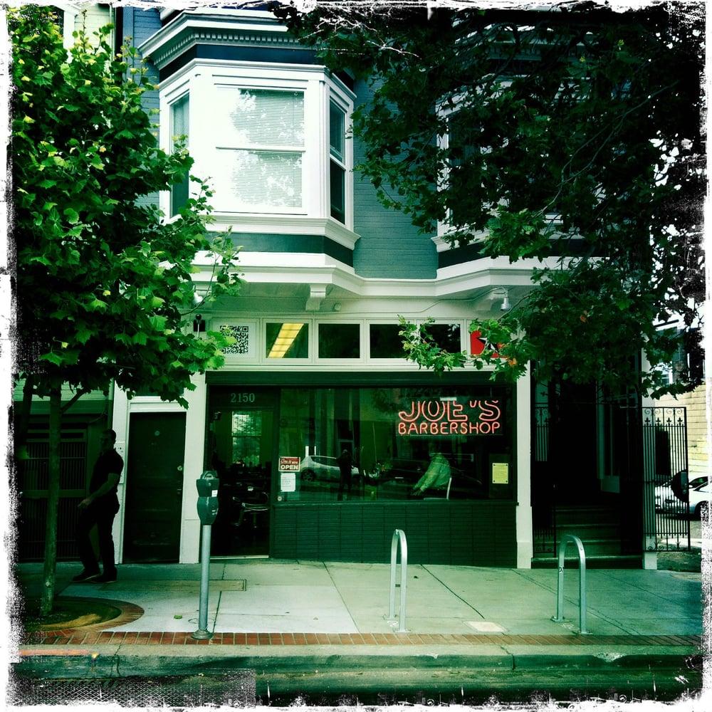 Joe's Barbershop: 2150 Market St, San Francisco, CA