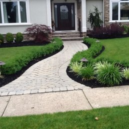 g b the landscapers landscaping 376 henry st fairview nj