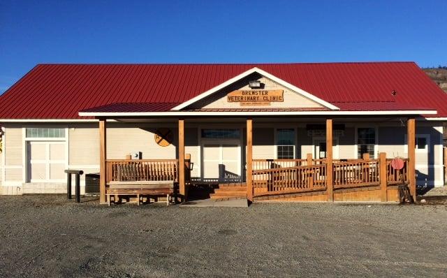 Brewster Veterinary Clinic: 21 Brewster Grange Rd, Brewster, WA
