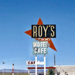 2 Roy S Motel Cafe