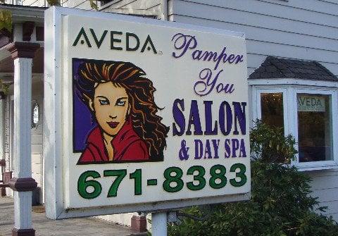 Pamper You Salon & Day Spa: 5950 Linglestown Rd, Harrisburg, PA