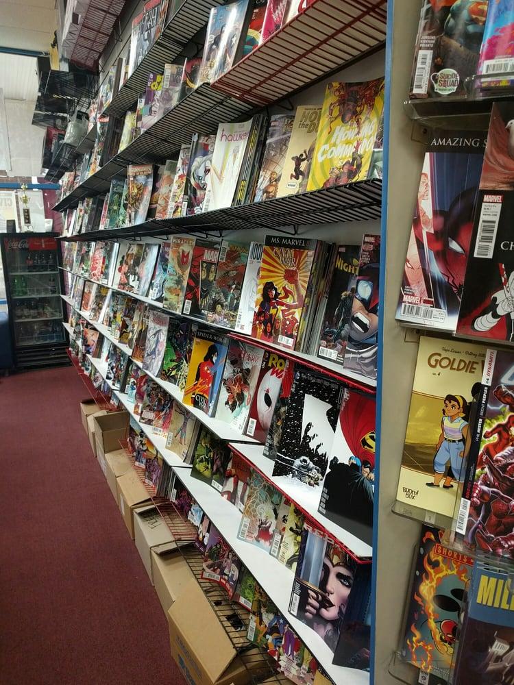 Beyond Comics: 18749 N Frededrick Rd, Gaithersburg, MD