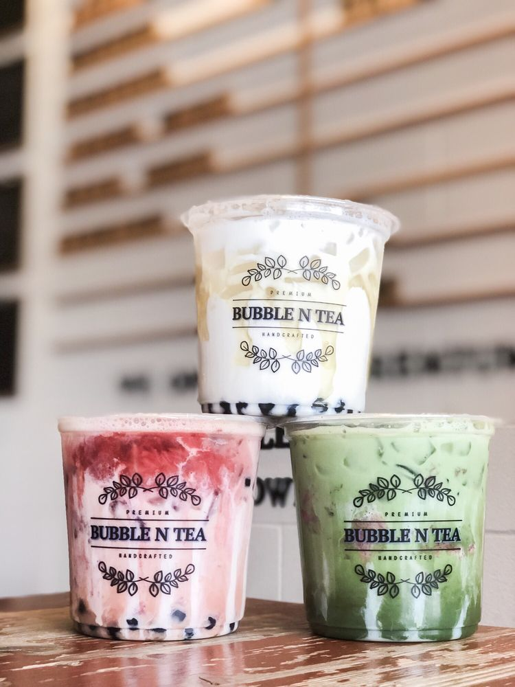 Bubble N Tea - 426 Photos & 382 Reviews - Coffee & Tea