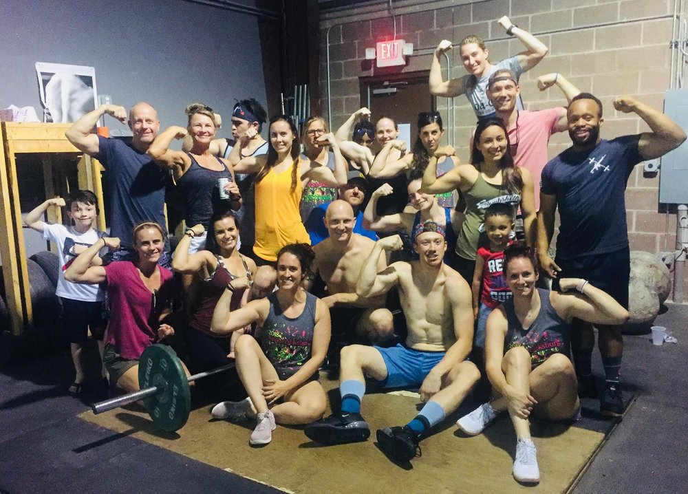 CrossFit Fredericksburg