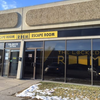 Escape Room For  And Review And Calgary