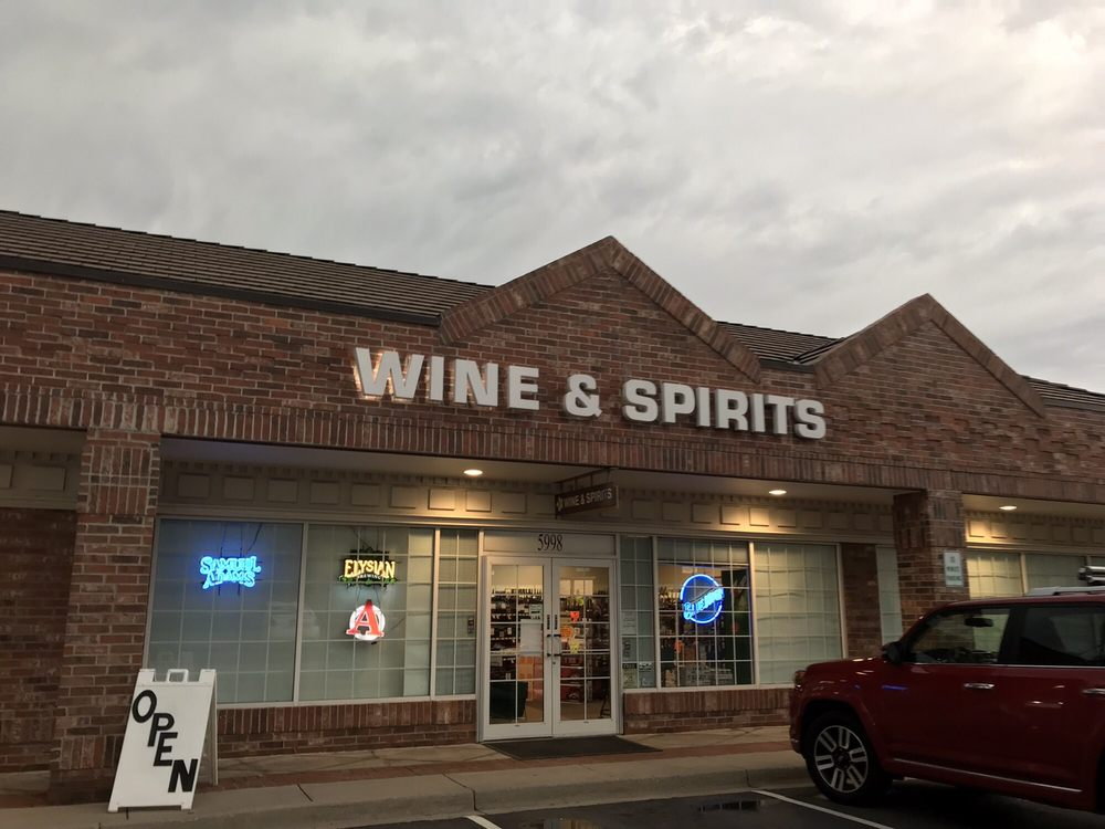 Orchards Wine & Spirits: 5998 S Holly St, Greenwood Village, CO