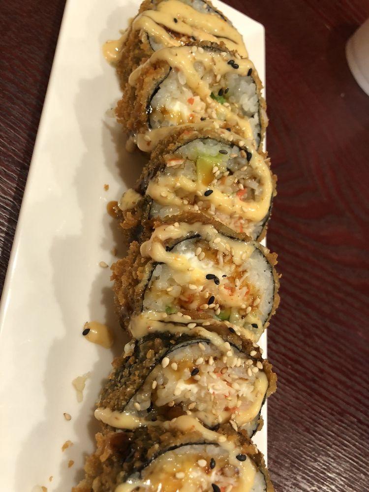 Sushi One: 808 E Taft Ave, Sapulpa, OK