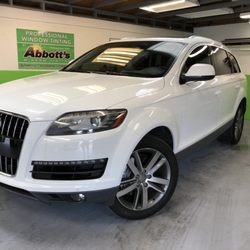 Photo Of Abbott S Window Tinting Louisville Ky United States Audi Q7 With