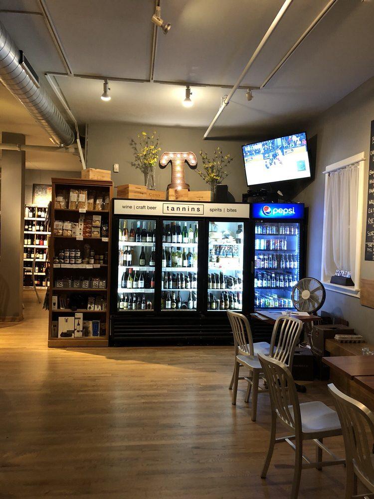 Tannins Wine Bar & Boutique: 112 N York St, Elmhurst, IL