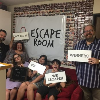 Puzzle Workshop Escape Room 94 Photos Amp 166 Reviews