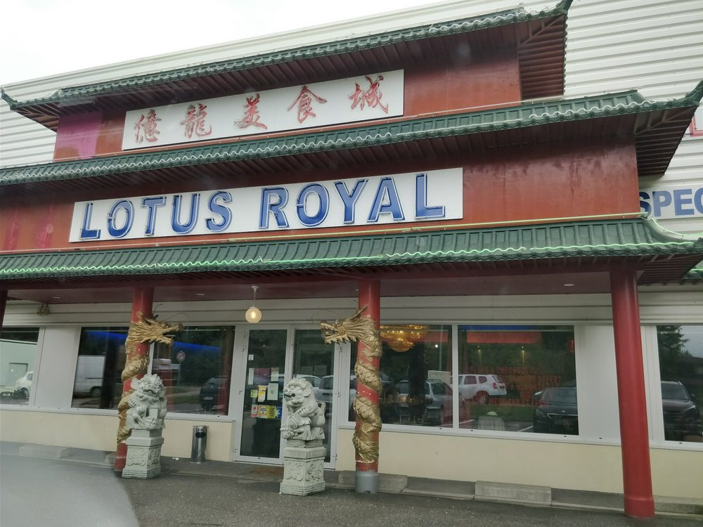 Restaurant Chinois Epinal Lotus Royal