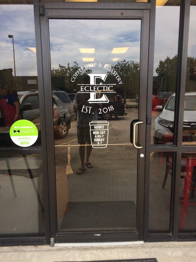 Eclectic Coffee shop: 349 S Main, Lumberton, TX