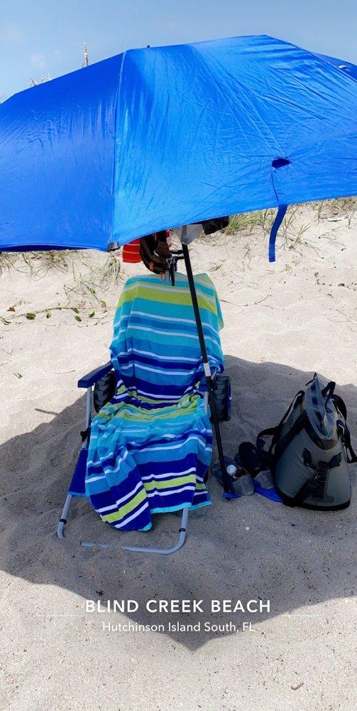 Social Spots from Blind Creek Beach