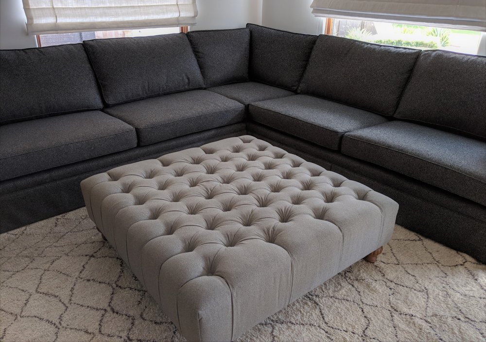 Designed By Jorge Upholstery