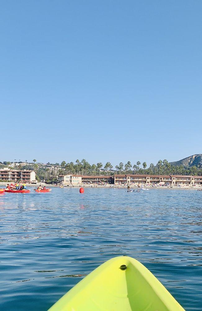 La Jolla Kayak