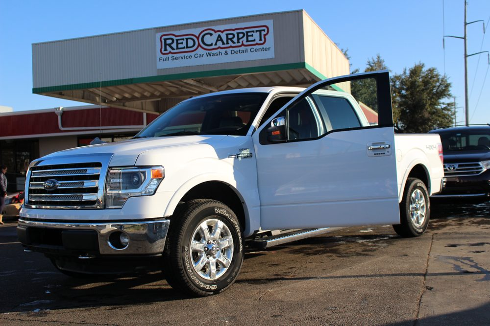 Carpet Car Wash Oklahoma City