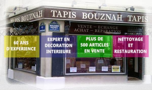 photo of tapis bouznah paris france tapis bouznah 55 boulevard raspail 75006 paris - Tapis Paris