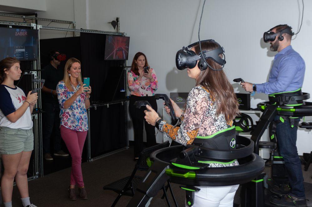 Omniverse VR: 3831 Golf Dr, Houston, TX