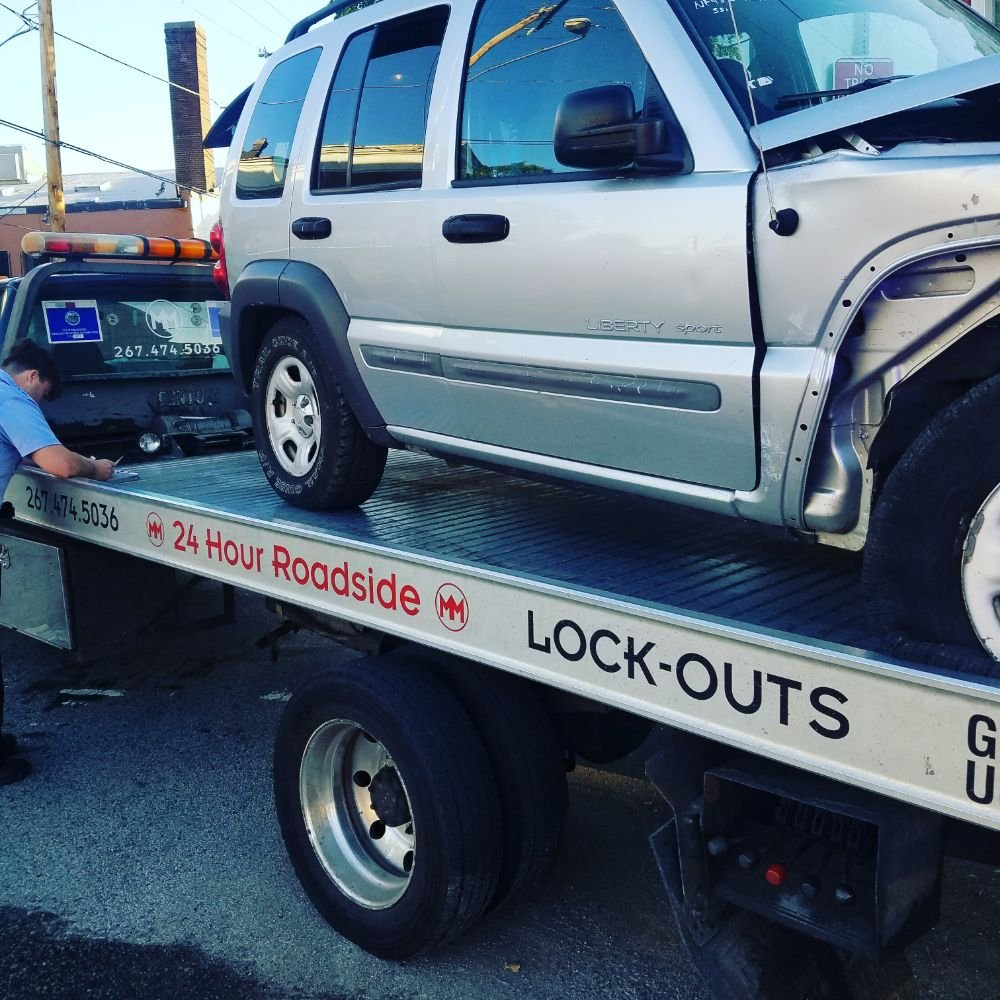 Towing business in Philadelphia, PA