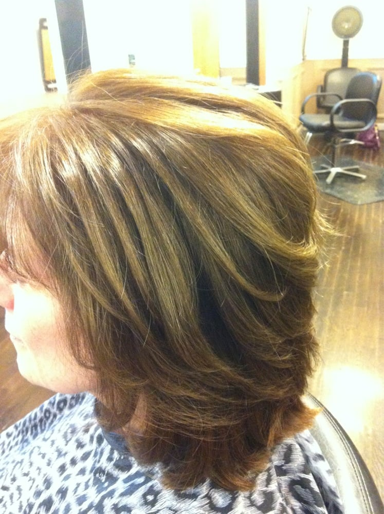 Multidimensional color from goldwell hair by kat yelp - Christophe hair salon ...