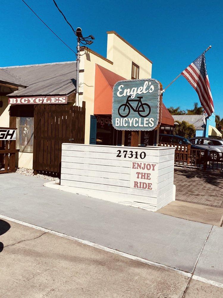 Engel's Bicycles: 27310 Old 41 Rd, Bonita Springs, FL