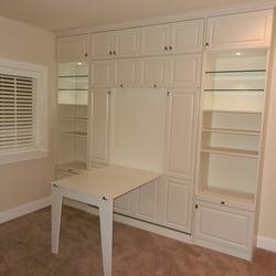 Photo Of Closets Plus   Kirkland, WA, United States. Fold Up Desk