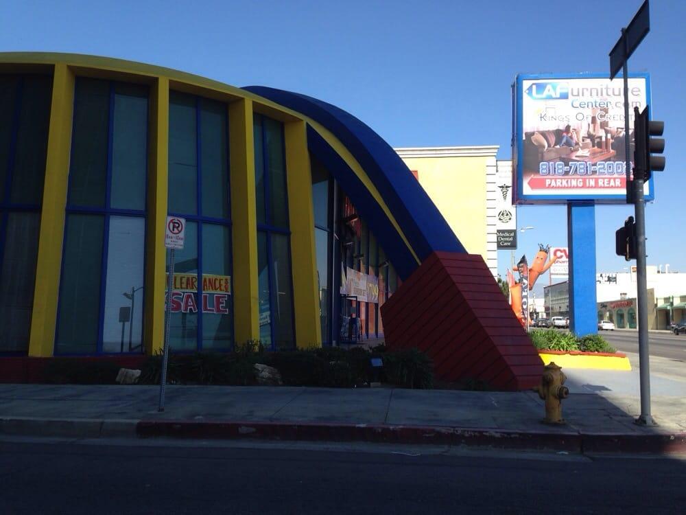 La Furniture Center Panorama City Ca